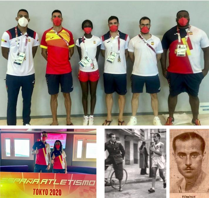 El atletismo valenciano presenta la  delegación más amplia de su historia/L'atletisme valencià presenta la  delegació més àmplia de la seua història