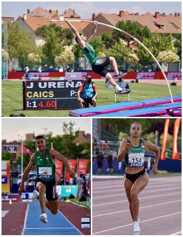 Una proeza de Ureña le coloca con un pie y medio en los Juegos Olímpicos/Una proesa d'Ureña li col·loca amb un peu i mig en els Jocs Olímpics