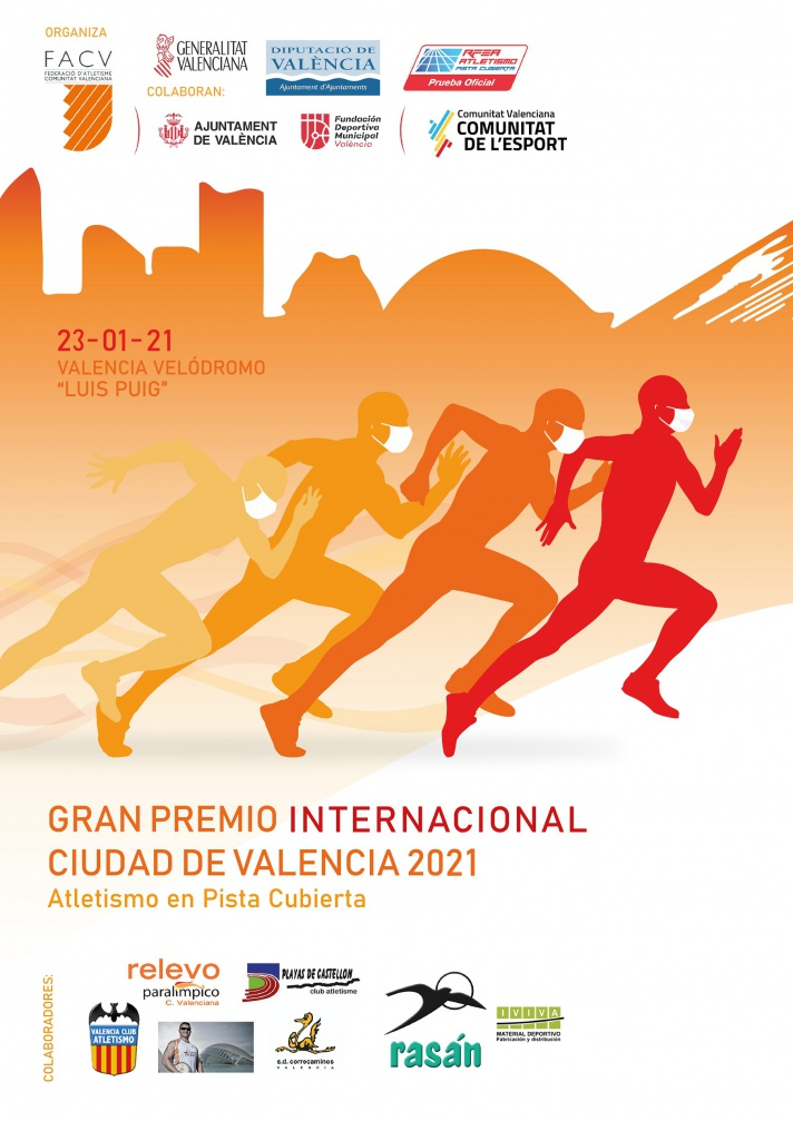 Gran Premio Internacional de Pista Cubierta Ciudad de Valencia P.C. 2021/Gran Premi Internacional de Pista Coberta Ciutat de València P.C. 2021