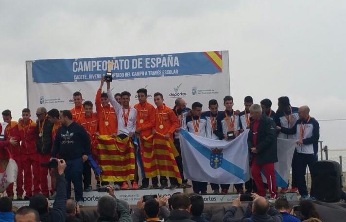 Criterios de Selección de Cross. Campeonatos de España CSD y RFEA/Criteris de Selecció de Cross. Campionats d'Espanya CSD i RFEA